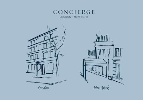 concierge.concerige london new york