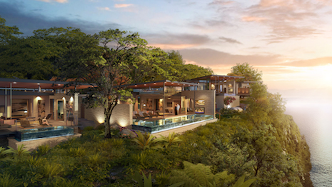 A two-bedroom suite at Rosewood Papagayo, Costa Rica