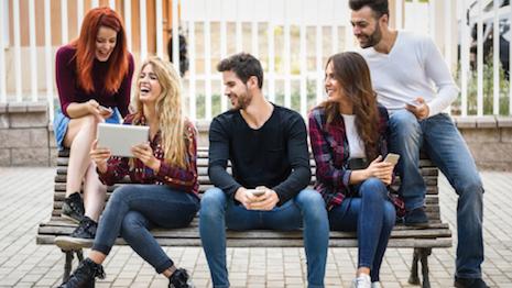 Millennials are an exacting crowd. Image source: Talkwalker
