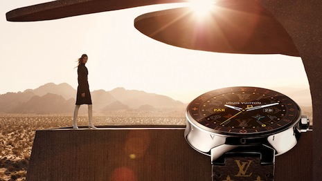 Louis Vuitton unveils Tambour Horizon with Android Wear 2.0