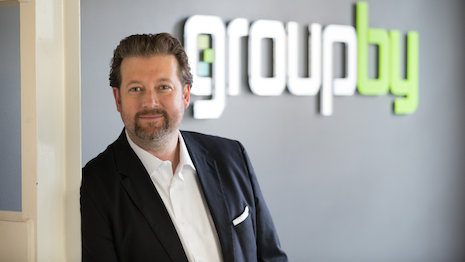 Roland Gossage is CEO of GroupBy Inc.