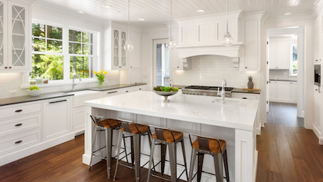 Renovation Angel recycles upscale kitchens from houses about to be demolished or in for a makeover. Image credit: Shutterstock