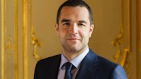 Olivier Reza is CEO of Eleven James