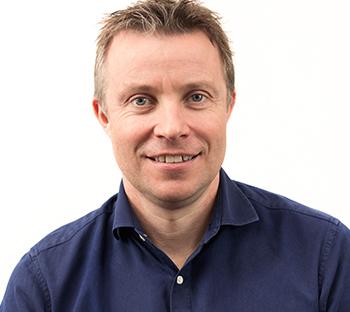 Stuart Simms is president of Rakuten Marketing