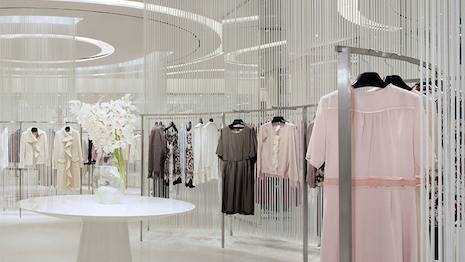 Holt Renfrew's store on Bloor Street in Toronto, Canada. Image credit: Holt Renfrew