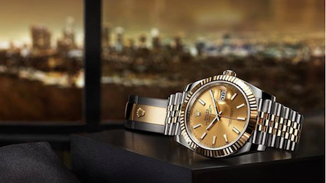 Rolex's the one to watch. Image credit: Rolex