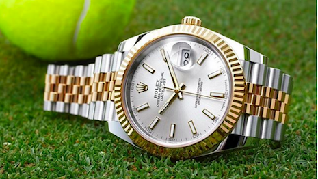 Rolex retains its sporting spirit