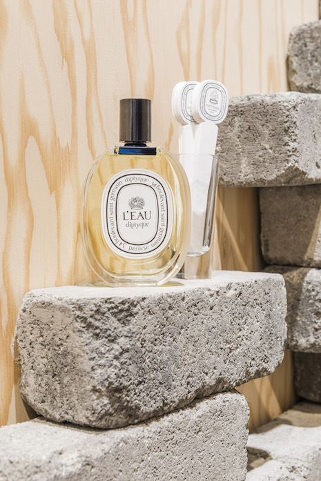 Diptyque L'Eau: The fragrance that started it all. Image credit: Jenny Lin