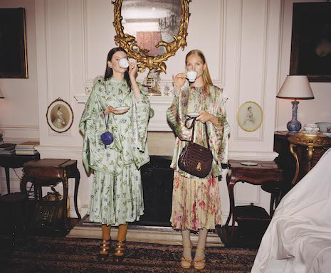 Founded in 1971, Mulberry combines the best of British town and country in its apparel and accessories offerings. Image credit: Mulberry