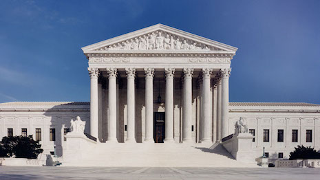The Supreme Court Building in Washington where nine justices - four conservative, four liberal, one swing vote - set the legal tone for the United States. Image credit: U.S. Supreme Court