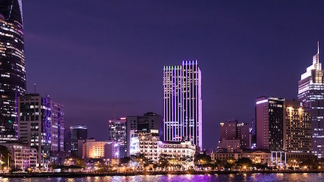 Ho Chi Minh City in Vietnam. Image credit: Pixabay