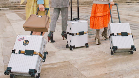 Rimowa is up and away with luxury travel opportunities. Image credits: Rimowa, Facebook