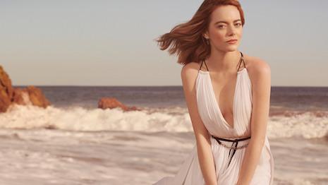 Emma Stone Louis Vuitton Les Parfums