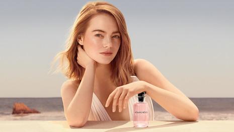 Louis Vuitton Les Parfums Emma Stone