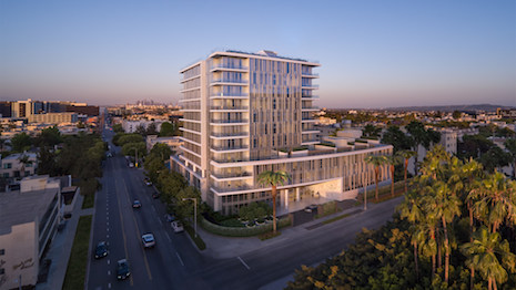 Four Seasons Private Residences Los Angeles