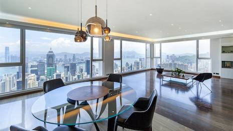 Hong Kong real estate Sotheby's