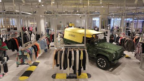 Selfridges London Menswear