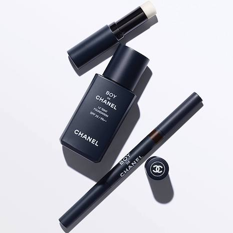 Boy de Chanel makeup