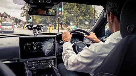 Jaguar Green Light