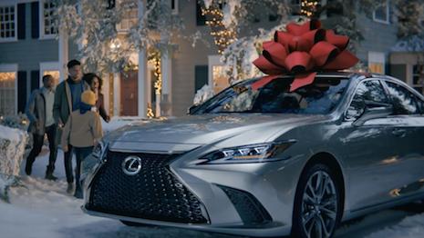 Lexus December to Remember 2018