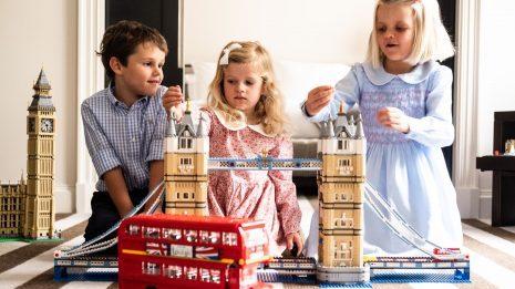 Rosewood London LEGO