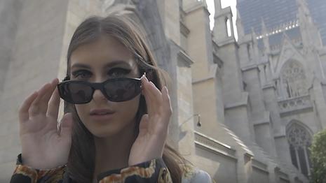 Versace Sunglasses for Barneys New York