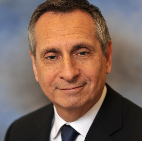 Vincent Firth is managing director with Monitor Deloitte and Deloitte Consulting LLP, and co-leader of Deloitte's CEO Program