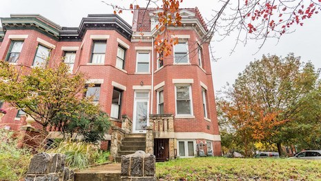 Washington DC townhouse Coldwell Banker
