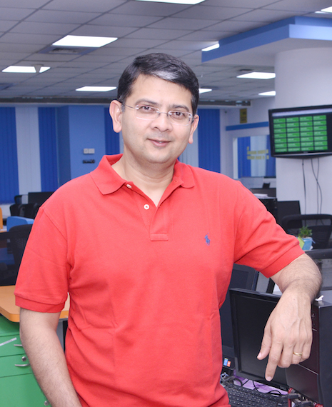 Beerud Sheth is founder/CEO of Gupshup