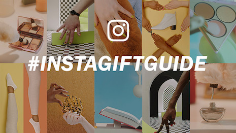 Instagram's #InstaGiftGuide matches six popular hashtag trends from 2018 with gift-worthy products from 34 brands on Instagram — and, yes, the famous #catsofinstagram made the cut. Image credit: Instagram