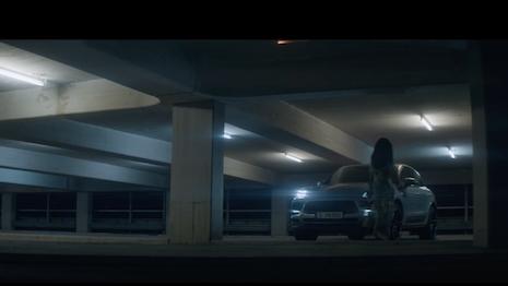 Porsche Macan Peggy Gou