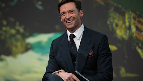 Actor Hugh Jackman at SiHH 2019. Image courtesy of SiHH