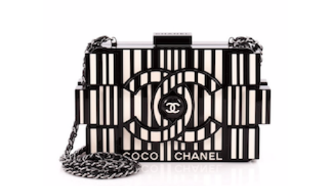 Chanel Lego Bag Rebag