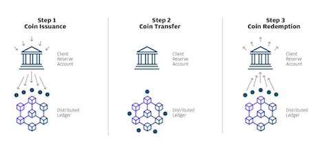 JPM Coins Process