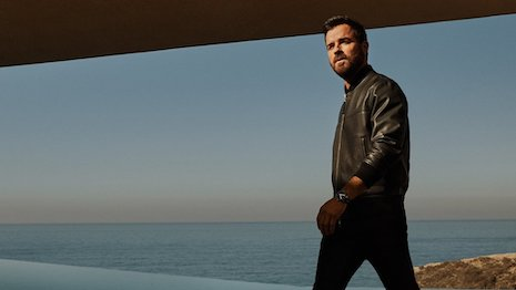 Louis Vuitton Tambour Horizon Connected Watch Justin Theroux