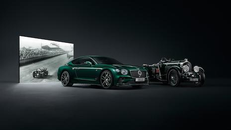 Continental GT No 9 Edition by Mulliner