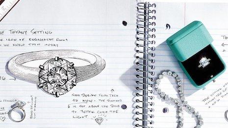 Tiffany True ring
