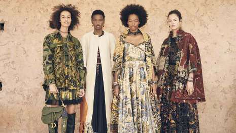 Dior 2020 Cruise Collection Morocco