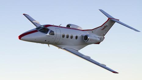 Phenom 100 JetSuite