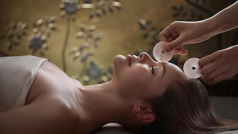 Mandarin Oriental Wellness Travel Spa Treatment