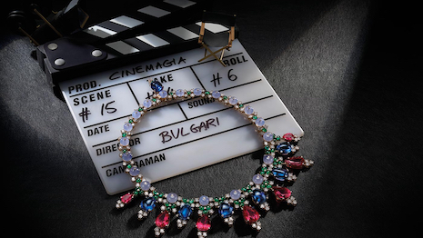 Bulgari Cinemagia Jewelry
