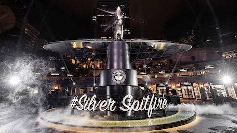 IWC Silver Spitfire Replica