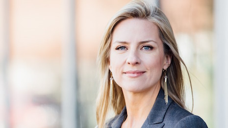 """Lindsay Pedersen is the author of """"Forging an Ironclad Brand: A Leader's Guide"""""""