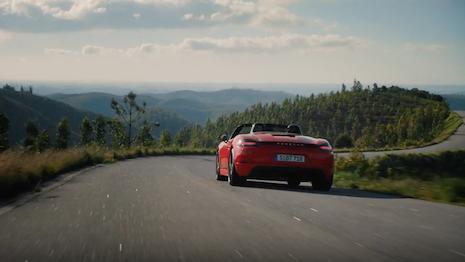 Porsche Gone Driving