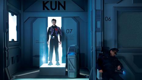 Prada Code Human Kun