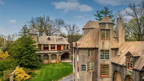 Visit Bucks County Castle