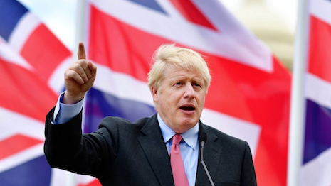 Boris Johnson United Kingdom