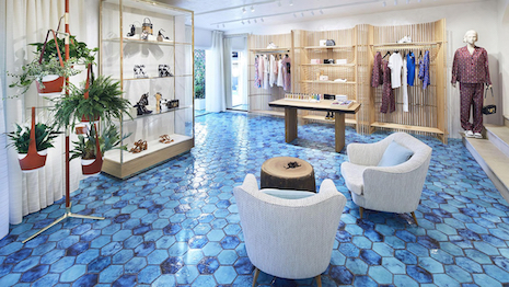 Louis Vuitton Porto Cervo Pop-Up