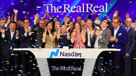 The RealReal raised $300 million in its June 28 IPO debut at the NASDAQ in New York, making the authenticated pre-owned luxury resaler worth $2.5 billion - a feather in the cap for company founder/CEO Julia Wainright