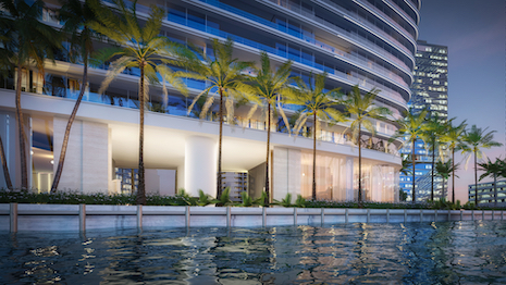 Aston Martin Residences at 300 Biscayne Boulevard